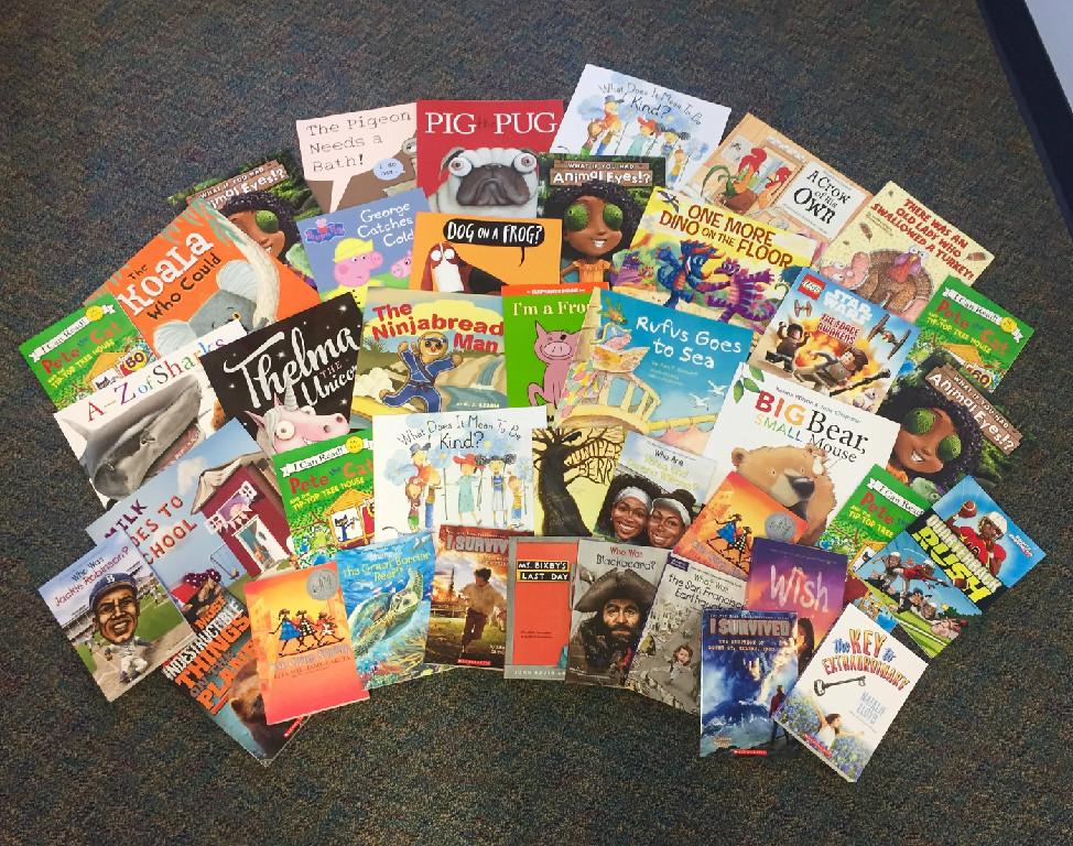 Book Fair Classroom Libraries Donation